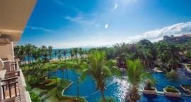 三亚 东和福湾 轻奢酒店式公寓 户户看海 均价60000元/㎡