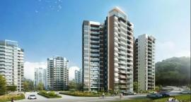 海南陵水富力湾Y2区有两房户型在售,17000元/㎡起